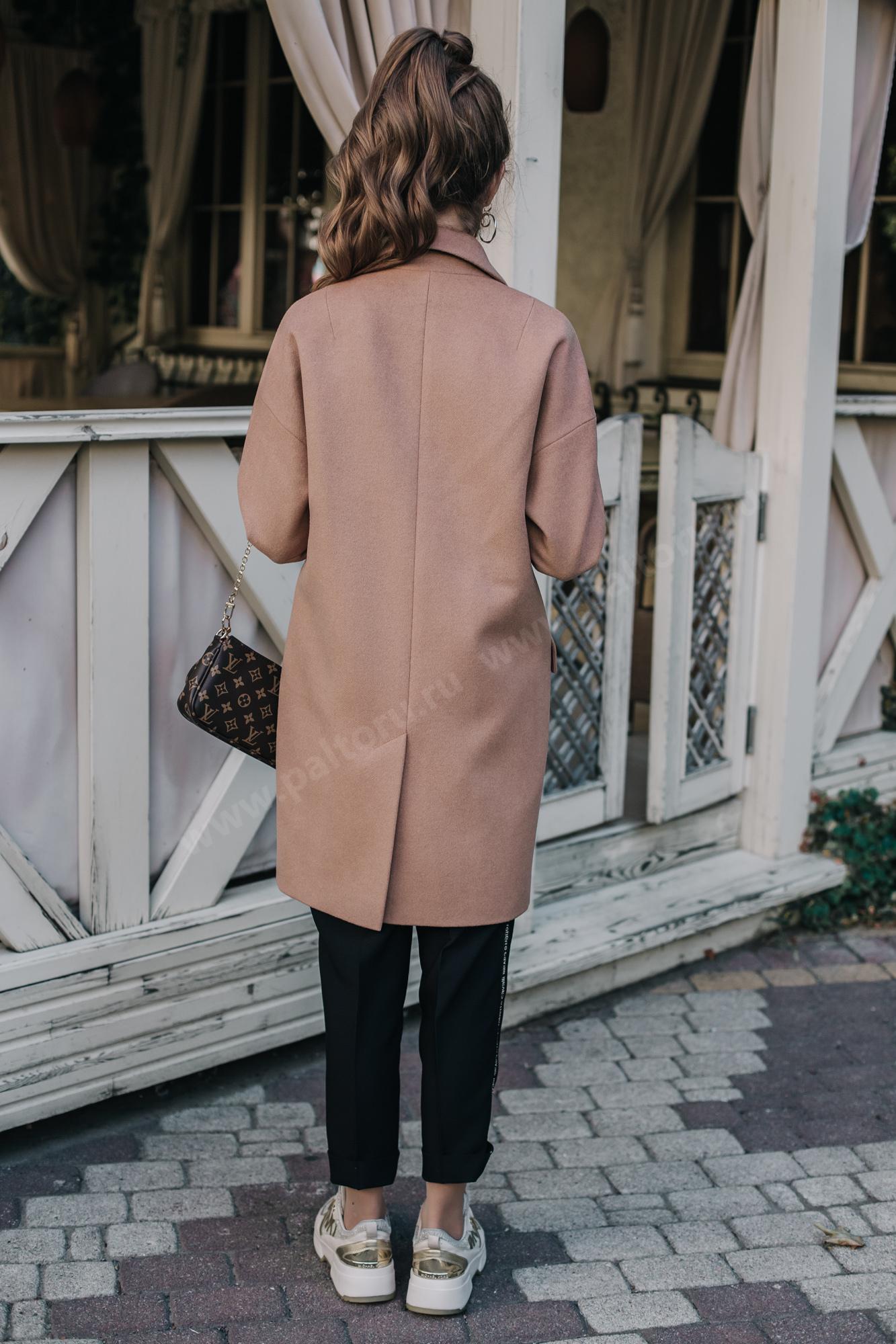 Пальто женское оверсайз