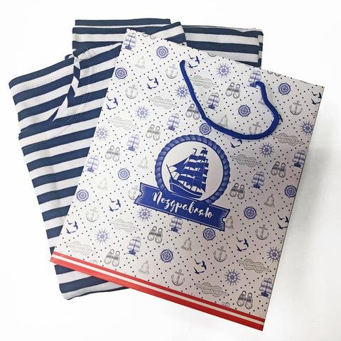 Подарок на 23 февраля мужчине путешественнику - Магазин тельняшек.ру