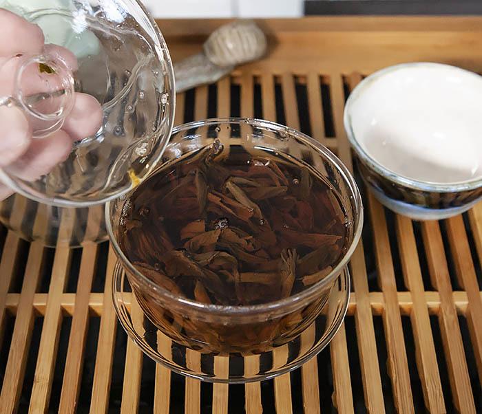 TEA-CH127 Китайский красный чай «Сосновые Иглы» (Сун Чжень Дянь Хун, 50 гр) фото 10
