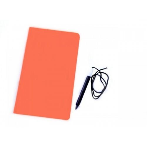 Записная книжка подводная с ручкой, для подводных зарисовок, многостраничная,10Х17 см ProBlue