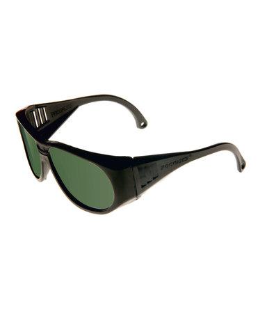 Очки О34 PROGRESS Минеральное стекло  Зеленый