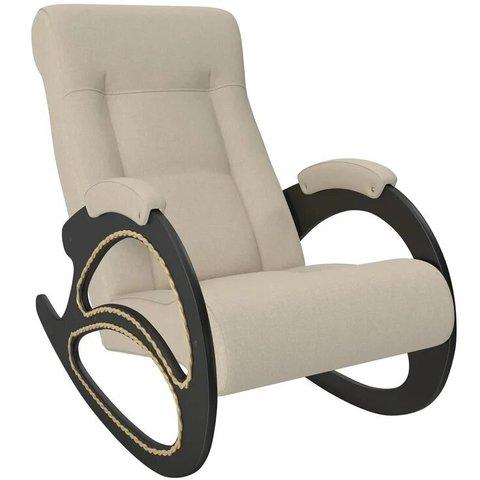 Кресло-качалка Комфорт Модель 4 венге/Montana 902