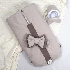 СуперМамкет. Конверт-одеяло всесезонное Мультикокон ®, Soft, бежевый вид 3