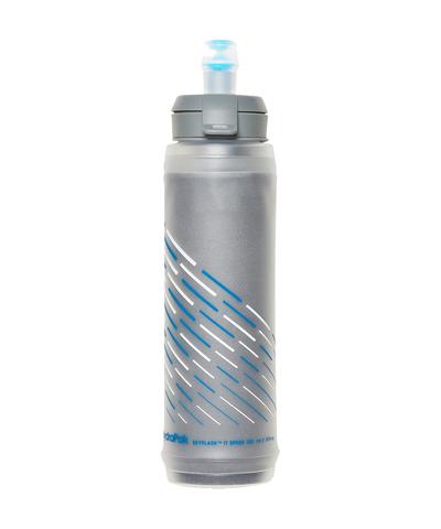 Мягкая бутылка для воды HydraPak SkyFlask IT (0,35 литра), серая