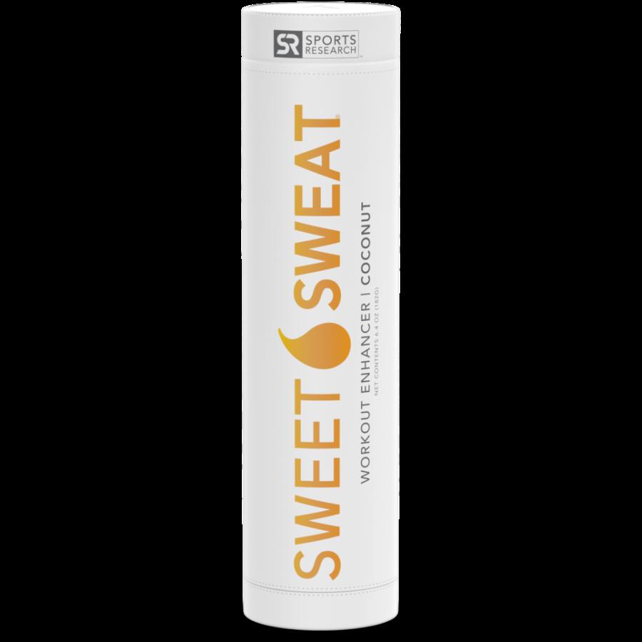 Мазь Sweet Sweat Stick Coconut 182 гр. с органическим кокосовым маслом