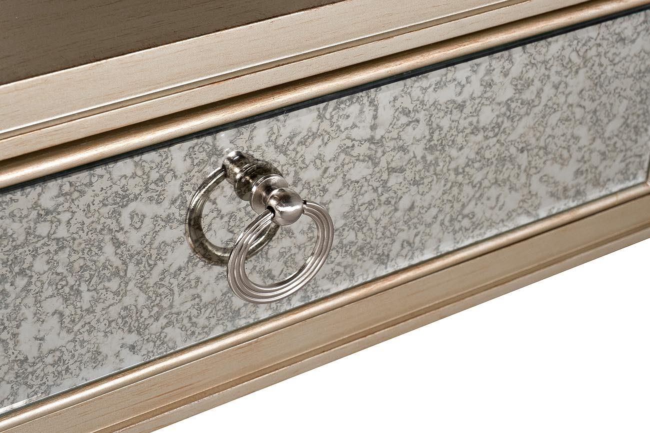 Консоль с ящиками и зеркальной отделкой (KFG1508) Garda Decor