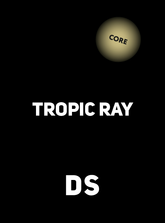 Аксессуар DS CORE TROPIC RAY 250
