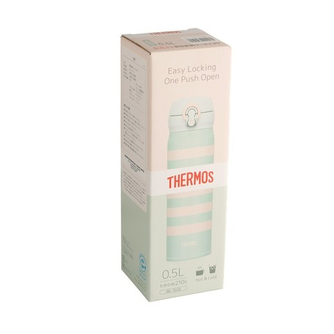 Термокружка Thermos JNL-502 PBD (0,5 литра), мятная
