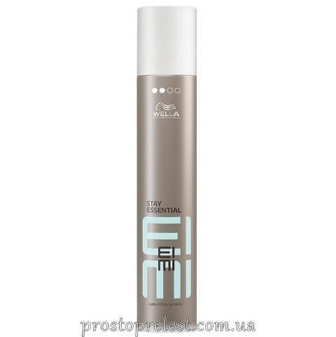 Wella EIMI Stay Essential - Лак для волосся легкої фіксації