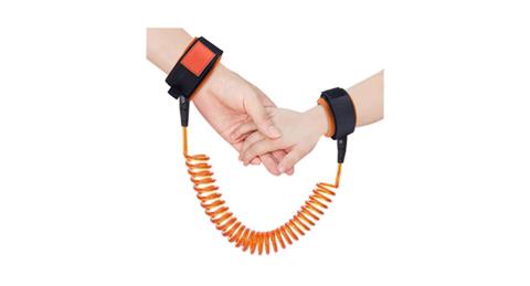 Наручный ремень на спирали