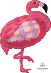 А Фигура, Фламинго, переливы перламутр, 28