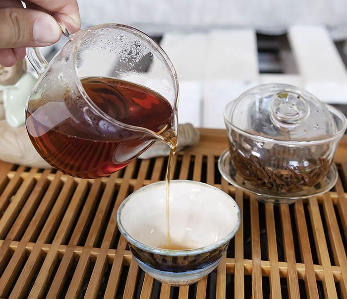 TEA-CH127 Китайский красный чай «Сосновые Иглы» (Сун Чжень Дянь Хун, 50 гр) фото 13