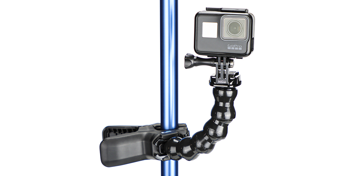 Прищепка GoPro Jaws: Flex Clamp
