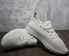 Самые модные женские кроссовки Small Swan NB283-2 All White.