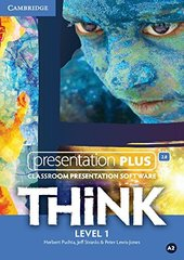 Think 1 Presentation Plus DVD-ROM