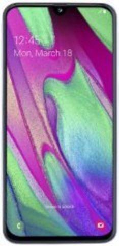 Смартфон Samsung A405 Galaxy A40 4/64Gb White (EAC)