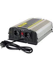 Инвертор Pitatel KV-PU1000.12 (12V\220V, чистый синус, ИБП, 1000W)