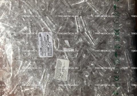 Капсула для Хитачи/Hitachi, Furuno, Сапфир, полистирол, 3мл (18320), 1000шт/уп. /Meus, Roll, Италия/