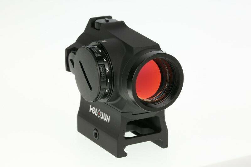 Купить Коллиматор Holosun HS403R, поворотный регулятор