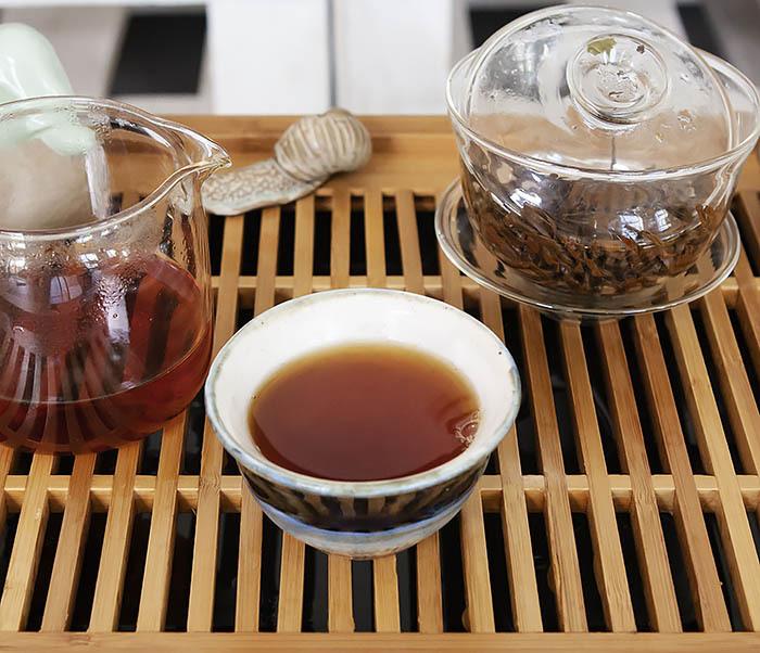 TEA-CH127 Китайский красный чай «Сосновые Иглы» (Сун Чжень Дянь Хун, 50 гр) фото 15