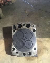Головка блока цилиндров MAN TGA D2866 LF26