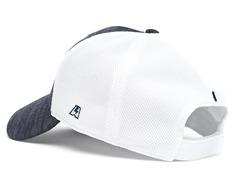 Бейсболка № 9 темно-синяя (размер M)