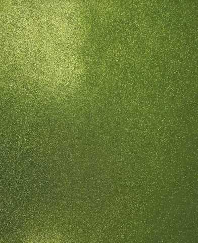 Глитерный фоамиран 2мм 60*70см. цвет светло-зеленый.