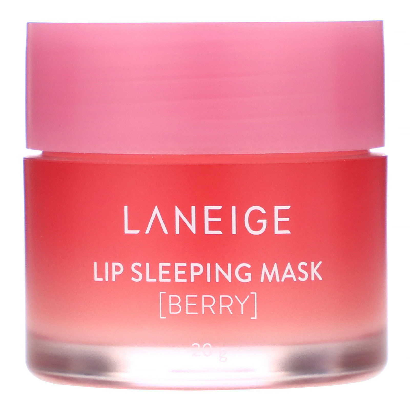 Маска для губ Laneige Lip Sleeping Mask Berry 20 г.