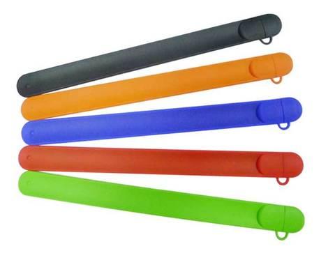 силиконовый браслет слэп дешево