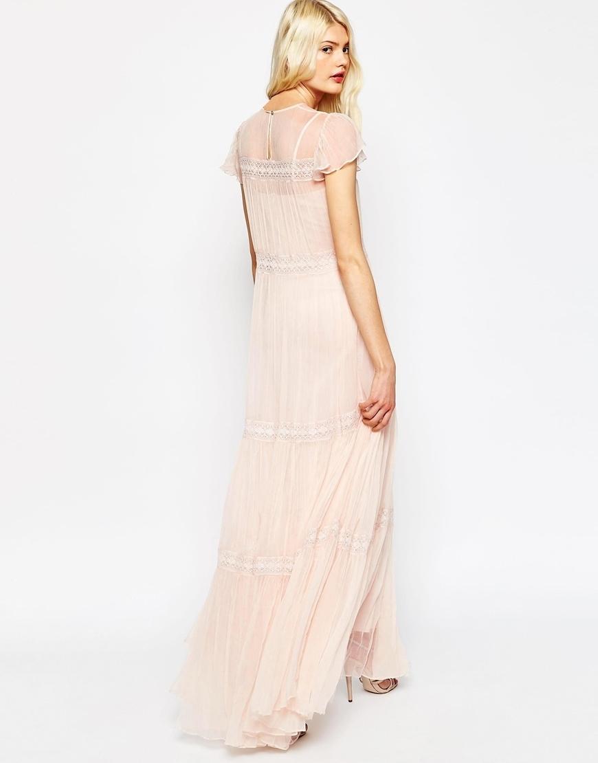 Свадебное платье Pinky