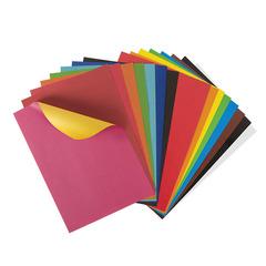Набор картон цв.мел.8цв.8л.А4 Каляка-Маляка210г/м2 +2-стор.оф.цв.бум.16цв.8л 80г/м2,в папке/НКБКМ8/8
