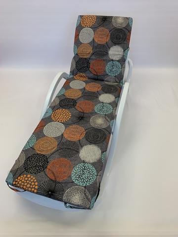 Пластиковый матрац для лежака DESIGN Фреш Рингс