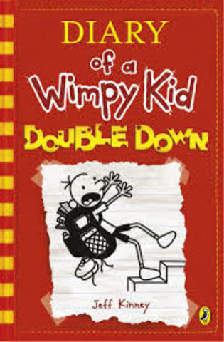 Diary of Wimpy Kid.Double Down