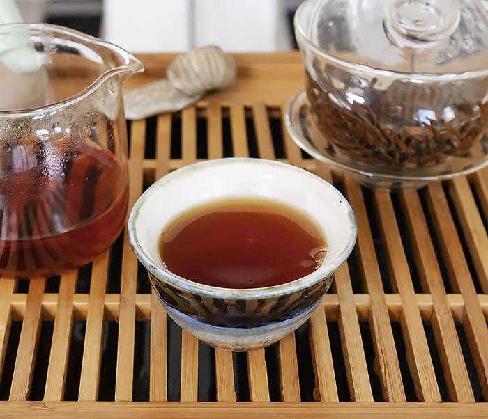 TEA-CH127 Китайский красный чай «Сосновые Иглы» (Сун Чжень Дянь Хун, 50 гр) фото 16