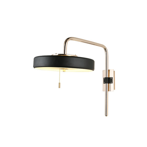 Настенный светильник копия Revolve by Bert Frank (черный)
