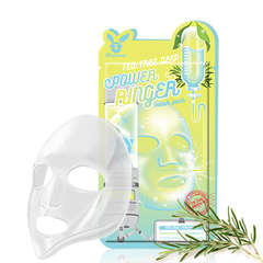Маска Elizavecca Tea Tree Deep Power Ringer Mask Pack 1шт.