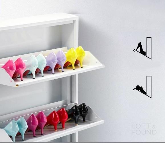 Обувной шкаф Suyet