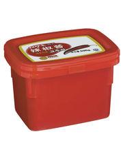 Острая перцовая паста соевая SINGSONG Кочудян к мясу и морепродуктам 500 гр