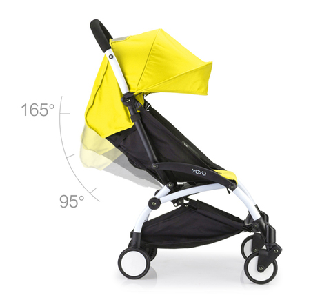 Детская коляска Yoya 6+ Желтая напрокат