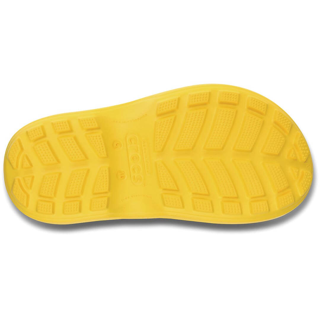 Детские сапоги Crocs Handle It Rain Boot Yellow
