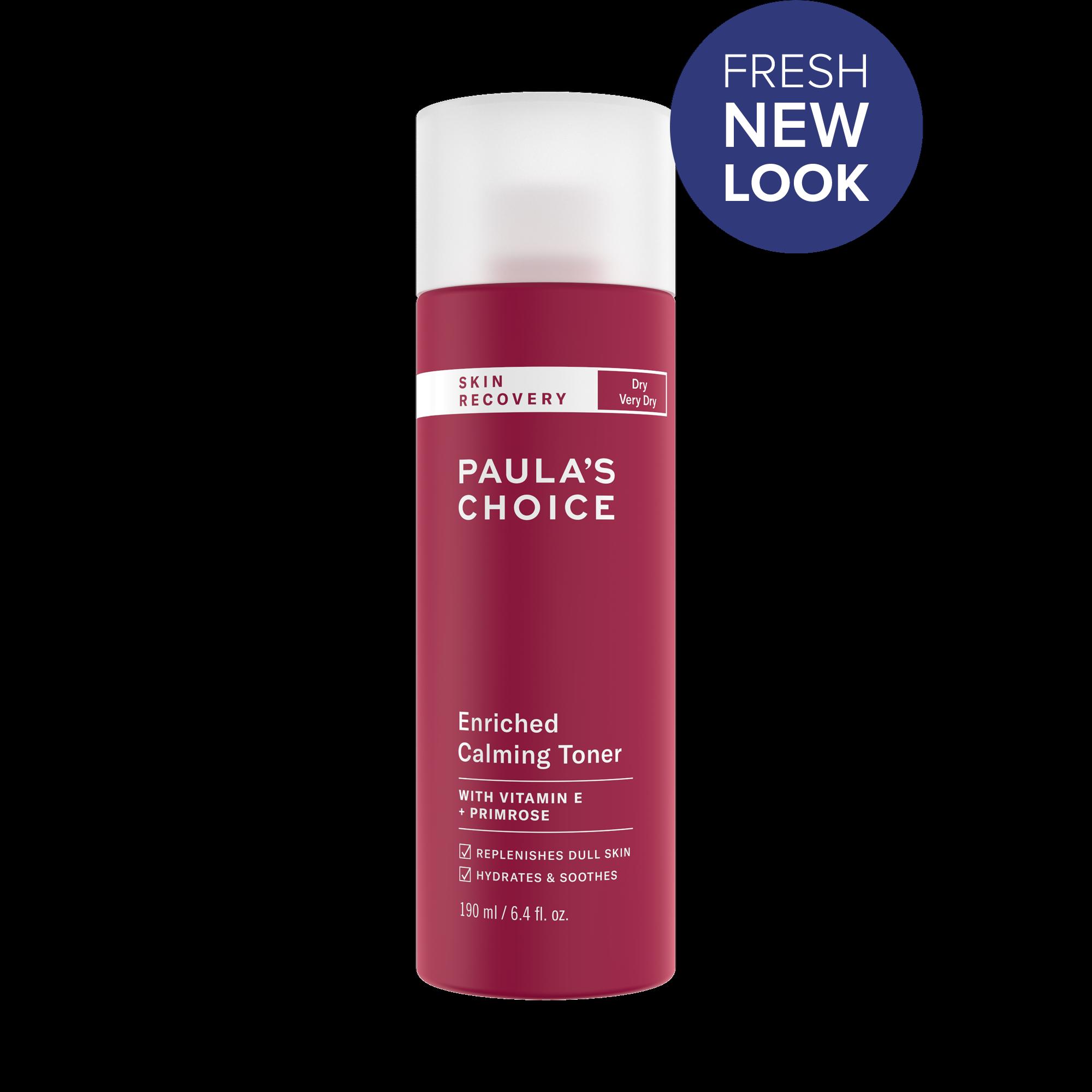 Тонер Paula's Choice Skin Recovery Enriched Calming Toner 190 мл
