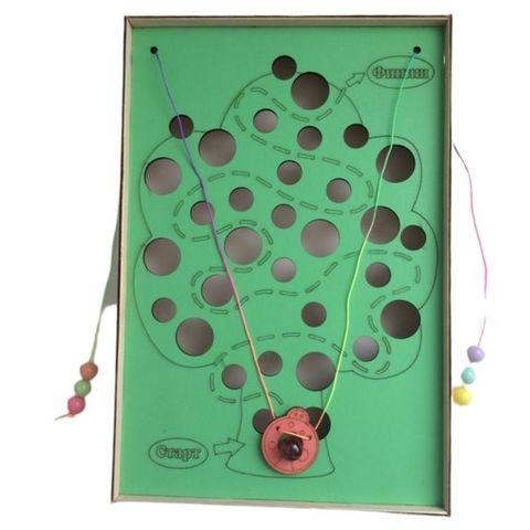 Игра на развитие координации Дерево, Сенсорика
