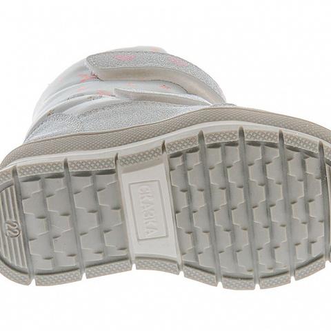 Ботинки серебро роз Сказка (Ньютон)