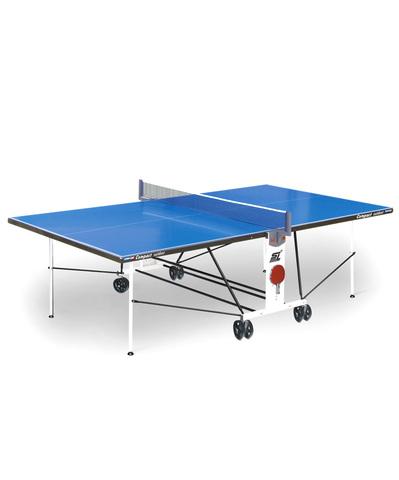Стол для настольного тенниса Compact Outdoor LX, с сеткой