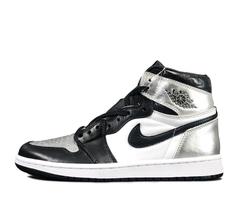 Air Jordan 1 High OG 'Silver Toe'