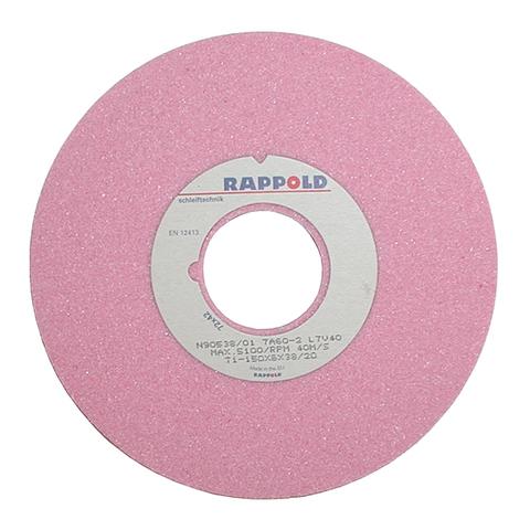 Камни точильные SSM S-2/60 150х6мм розовые