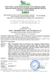 Мука из зеленой гречки цельнозерновая БИО (цена за 1 кг), вес