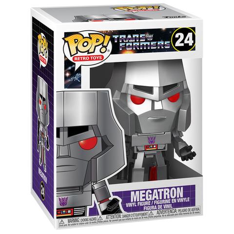 Фигурка Funko POP! Vinyl: Transformers: Megatron 50967