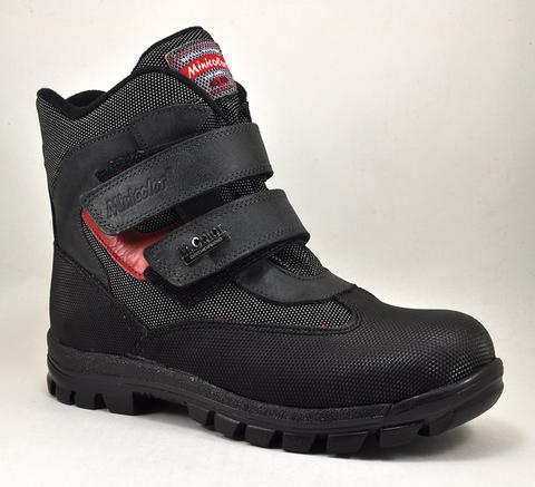 Ботинки утепленные Minicolor 2540-1