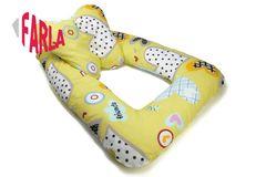 Подушка для новорожденных Farla Milo Heart